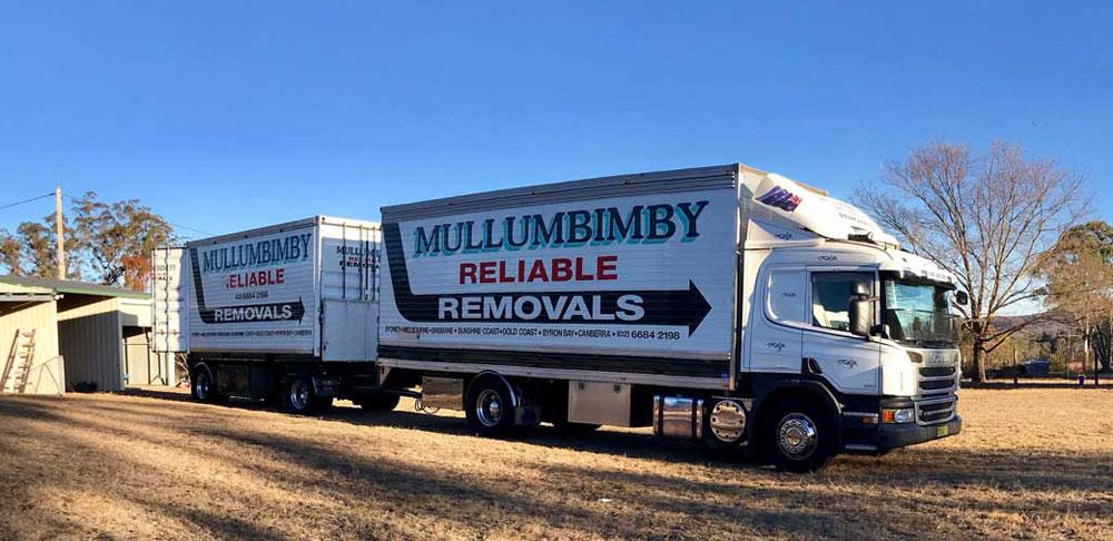 Mullumbimby Removals