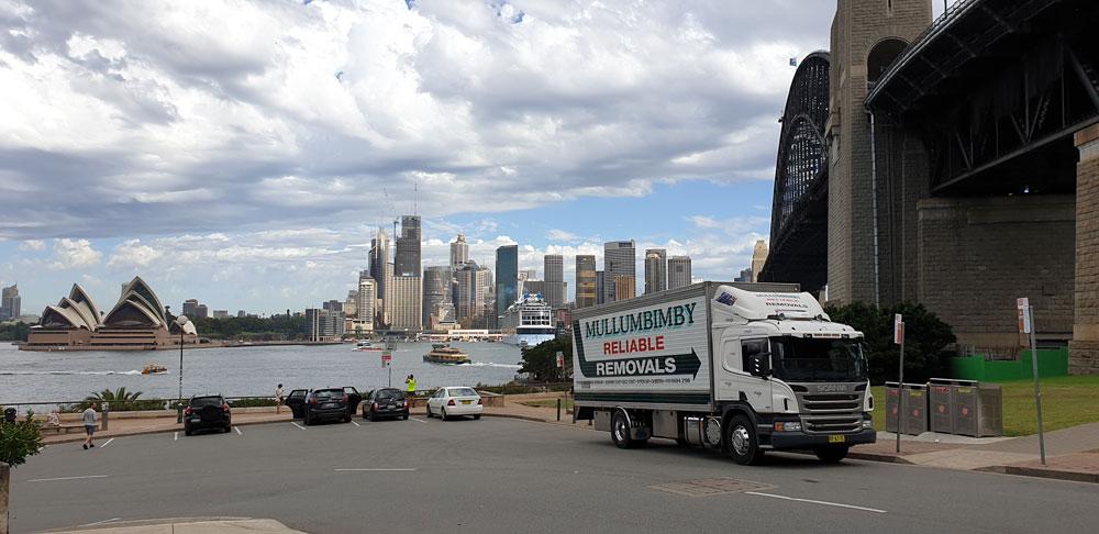 Mullumbimby Removals servicing the East Coast of Australia