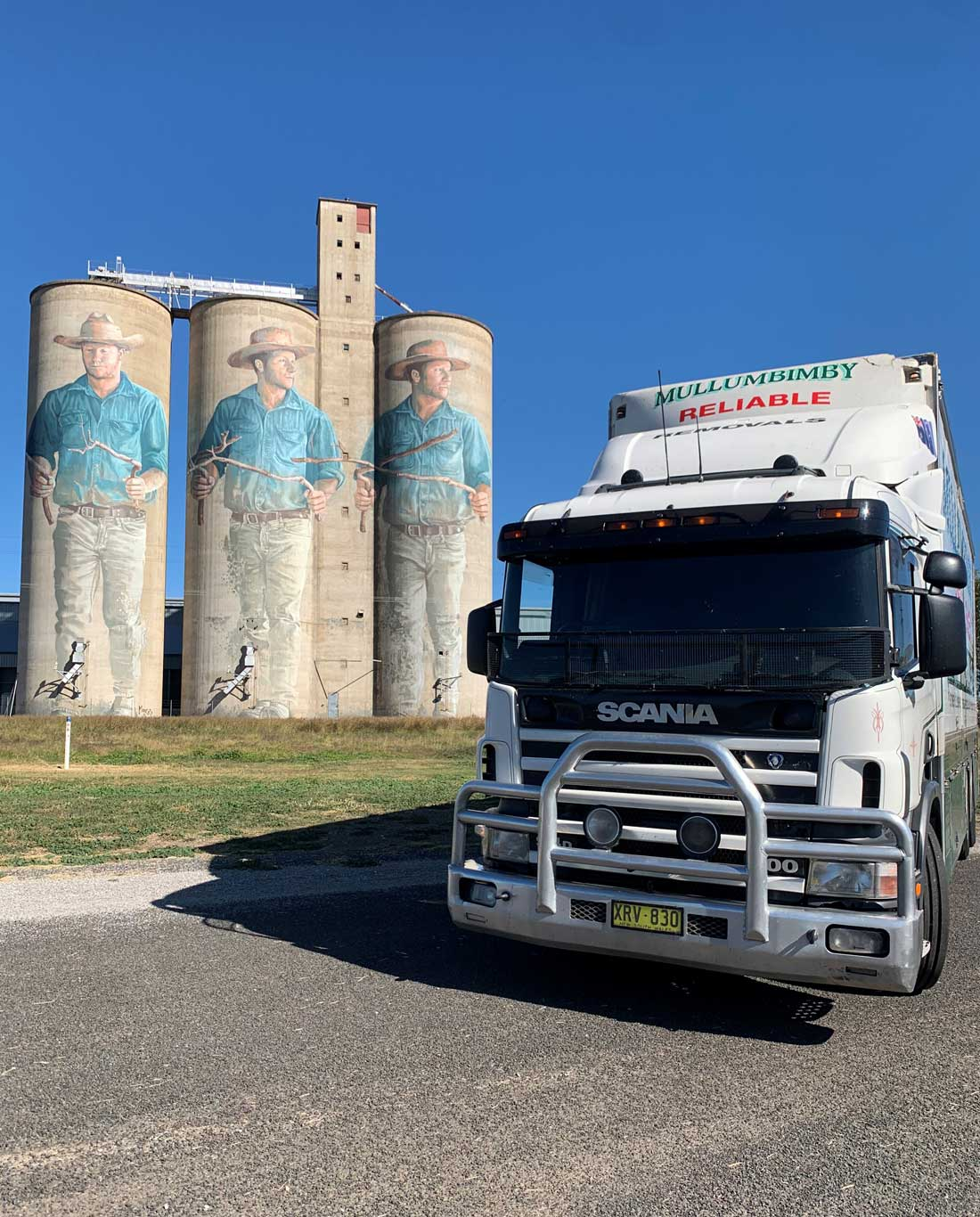 Mullumbimby Removals delivering to Northern Rivers NSW